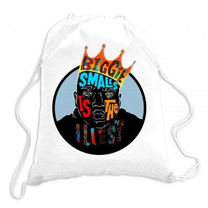 Biggie Smalls Drawstring Bags Designed By Jetspeed001