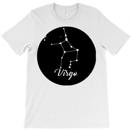Virgo T-shirt Designed By Bud1