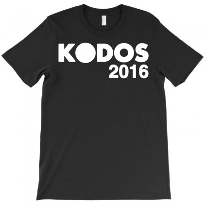 Vote For Kodos T-shirt Designed By Bud1