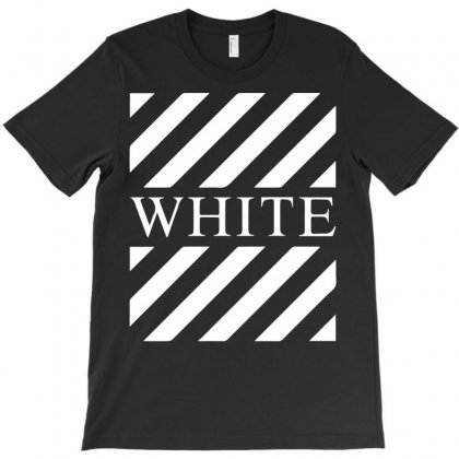 White T-shirt Designed By Bud1