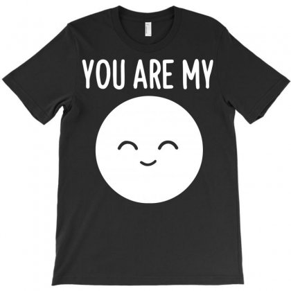 You Are My World T-shirt Designed By Bud1