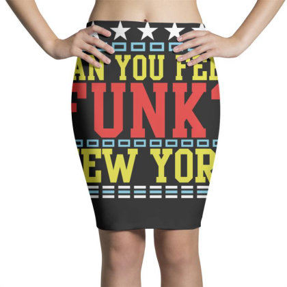 Can You Feel Funk ? New York Pencil Skirts Designed By Estore