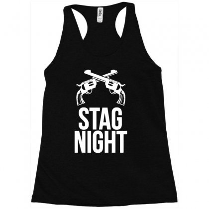 Stag Night Racerback Tank Designed By Candrashop