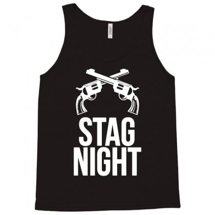 Stag Night Tank Top Designed By Candrashop