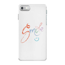 Smile iPhone 7 Case | Artistshot