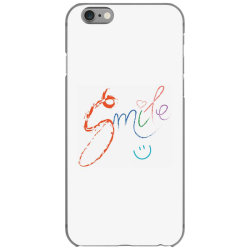 Smile iPhone 6/6s Case | Artistshot