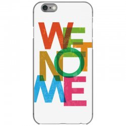 We not me iPhone 6/6s Case | Artistshot