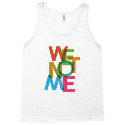 We not me Tank Top | Artistshot