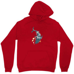 The life under water Unisex Hoodie | Artistshot