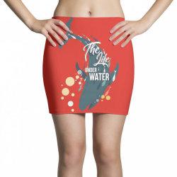 The life under water Mini Skirts | Artistshot