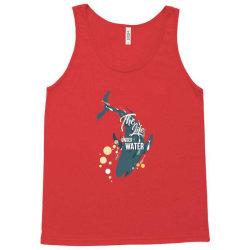 The life under water Tank Top | Artistshot