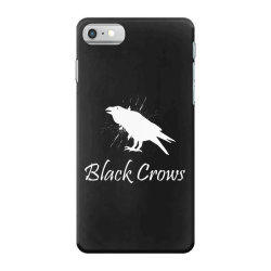 Black crows iPhone 7 Case | Artistshot