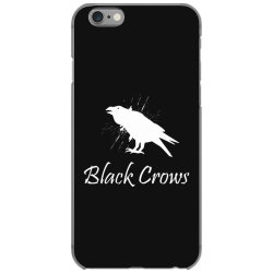 Black crows iPhone 6/6s Case | Artistshot