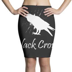 Black crows Pencil Skirts | Artistshot