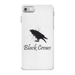 Black crows iPhone 7 Case | Artistshot
