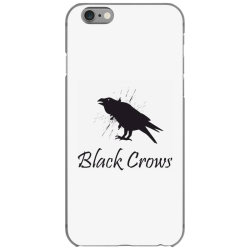 Black crows iPhone 6/6s Case | Artistshot