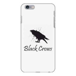 Black crows iPhone 6 Plus/6s Plus Case | Artistshot