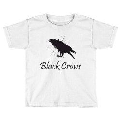 Black crows Toddler T-shirt | Artistshot