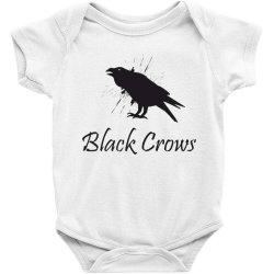 Black crows Baby Bodysuit | Artistshot