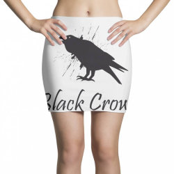 Black crows Mini Skirts | Artistshot