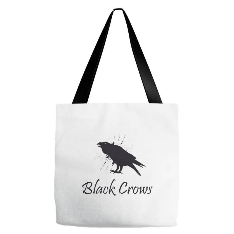 Black Crows Tote Bags   Artistshot