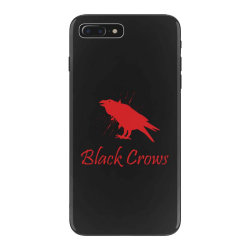 Black crows iPhone 7 Plus Case | Artistshot