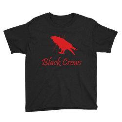 Black crows Youth Tee   Artistshot