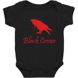 Black crows Baby Bodysuit   Artistshot