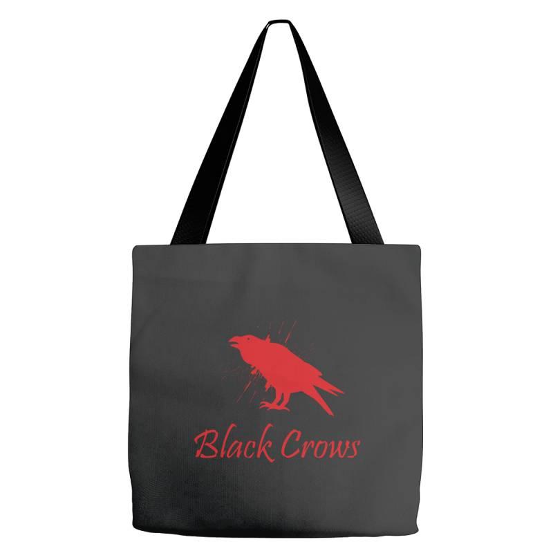 Black Crows Tote Bags | Artistshot
