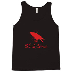 Black crows Tank Top | Artistshot