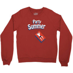 Party summer Crewneck Sweatshirt | Artistshot