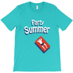 Party summer T-Shirt | Artistshot