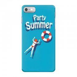 Party summer iPhone 7 Case | Artistshot