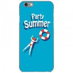 Party summer iPhone 6/6s Case | Artistshot