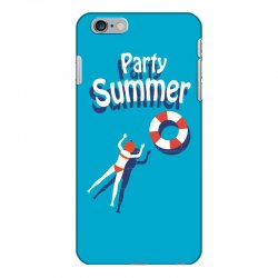 Party summer iPhone 6 Plus/6s Plus Case | Artistshot