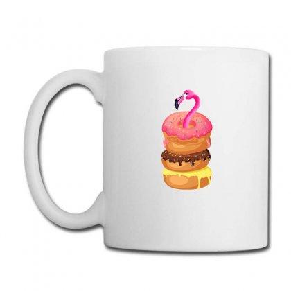 Donut Flamingo Coffee Mug Designed By Neset