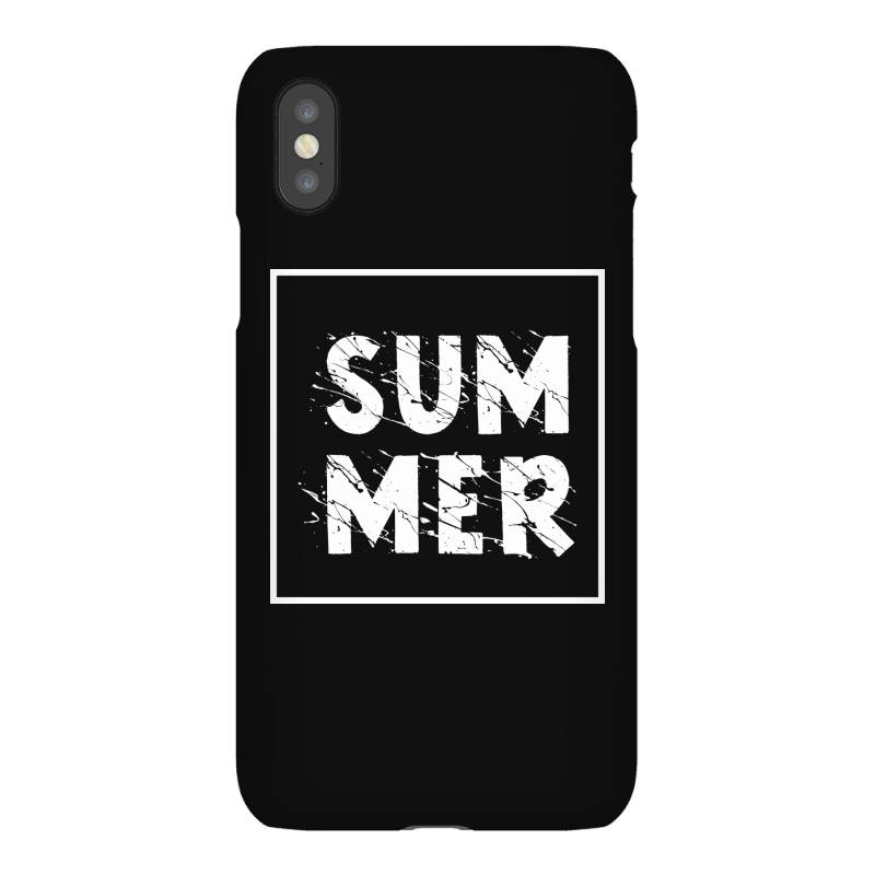 Summer Iphonex Case | Artistshot