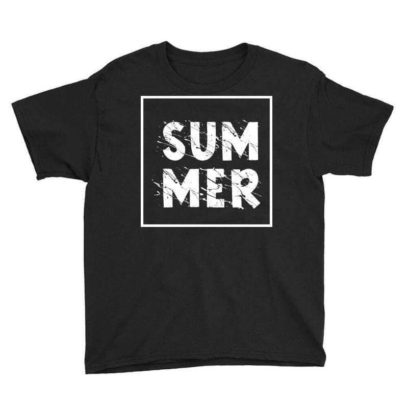 Summer Youth Tee   Artistshot