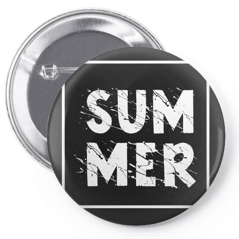 Summer Pin-back Button | Artistshot