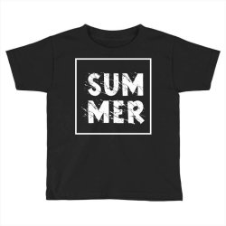 Summer Toddler T-shirt   Artistshot