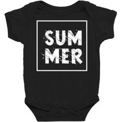 Summer Baby Bodysuit   Artistshot