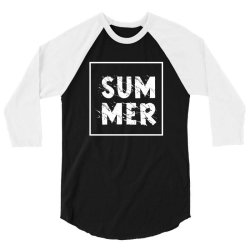Summer 3/4 Sleeve Shirt | Artistshot