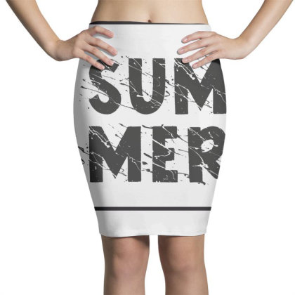 Summer Pencil Skirts Designed By Estore