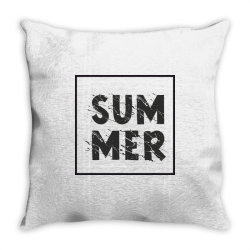 Summer Throw Pillow | Artistshot