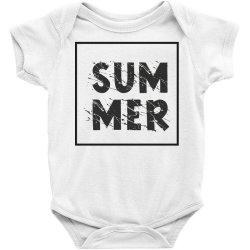 Summer Baby Bodysuit | Artistshot