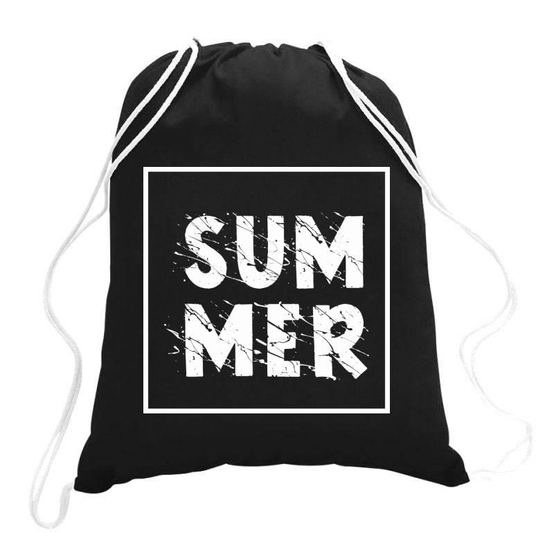 Summer Drawstring Bags | Artistshot