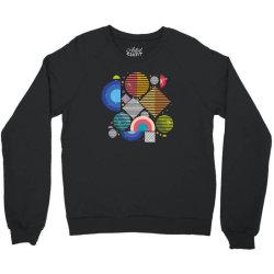 Geometric shapes Crewneck Sweatshirt | Artistshot