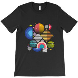 Geometric shapes T-Shirt | Artistshot