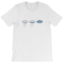 Cloud Rain T-Shirt | Artistshot