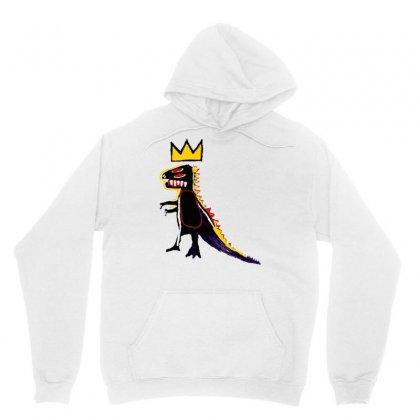 Basquiat Dinosaur Unisex Hoodie Designed By Starlight
